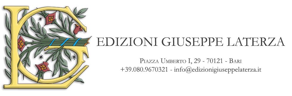 Edizioni Giuseppe Laterza