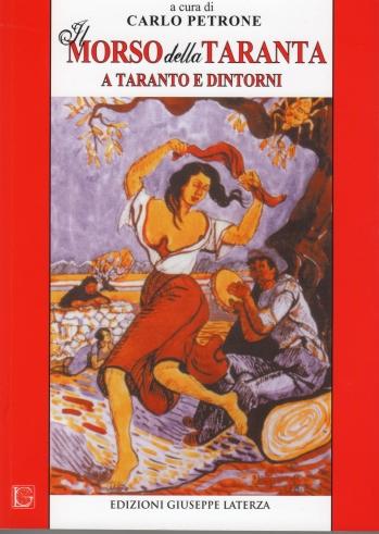 PETRONE Carlo <br />IL MORSO DELLA TARANTA