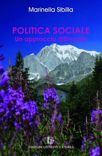 SIBILLA Marinella<br />POLITICA SOCIALE<br />Un approccio differente