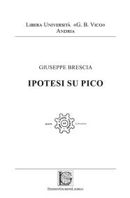Con l'opera tacendo - Sezione di Filosofia