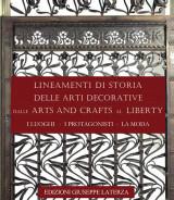 NITTI Paola<br />LINEAMENTI DI STORIA DELLE ARTI DECORATIVE DALLE ARTS AND CRAFTS AL LIBERTY<br />I LUOGHI I PROTAGONISTI LA MODA
