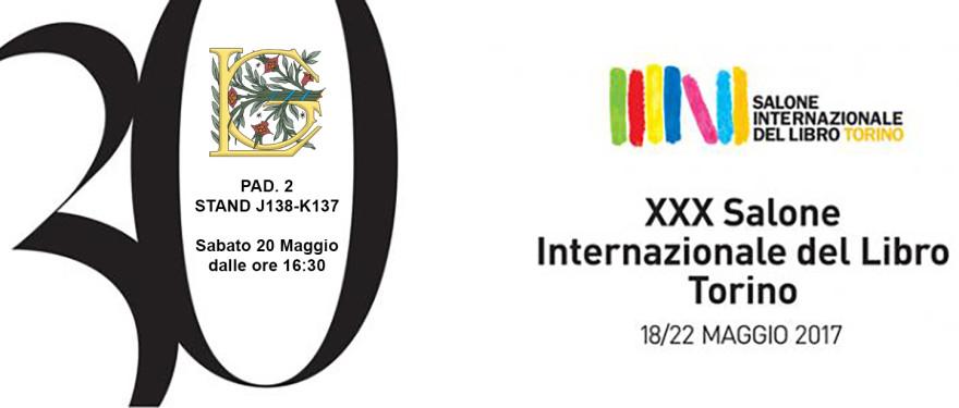 Presentazioni al Salone Internazionale del Libro -Torino 2017
