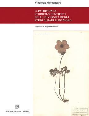 MONTENEGRO VincenzaIL PATRIMONIO STORICO-SCIENTIFICODELL'UNIVERSITÁ DEGLISTUDI DI BARI ALDO MORO